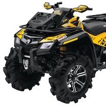 4-Wheeler ATV